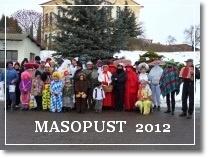 Masopust 2012