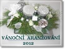Vánoční aranžování 2012