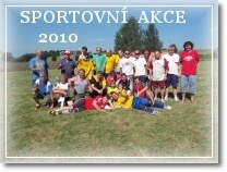 Sportovní akce 2010