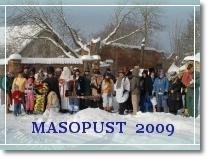 Masopust 2009
