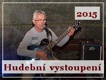 Hudební vystoupení 2015