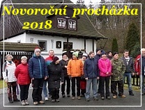 Novoroční procházka 2018