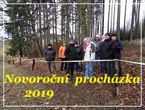 Novoroční procházka 2019