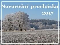 Novorobní procházka 2017