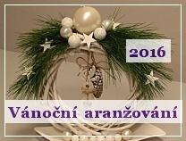 Vánoční aranžování 2016