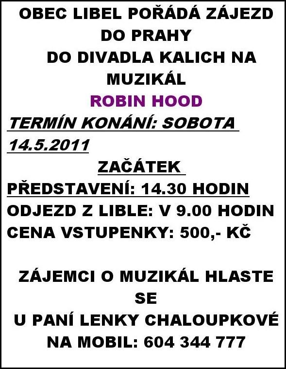 Zájezd do Prahy