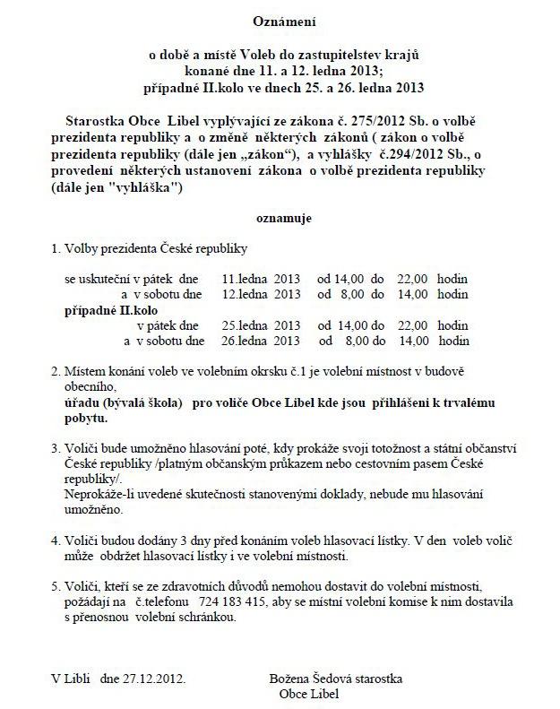 Volby prezidenta České republiky
